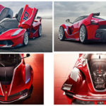 Ferrari FXX-K — венец творения гибридных суперкаров