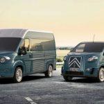 Фургоны Citroen станут копиями Type H