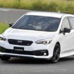 Хетчбек Subaru Impreza стал спортивнее