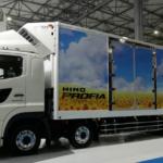 Hino – водородный тягач для американского рынка