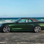 Кабриолет BMW 4 серии в 2021 году