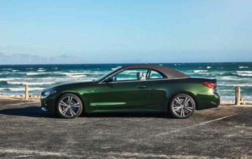 Кабриолет BMW 4 серии