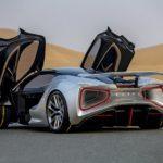 Lotus – электромобиль по заказу британского правительства