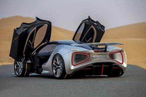 Lotus - электромобиль