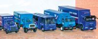 Масштабные модели автомобилей «Почта»