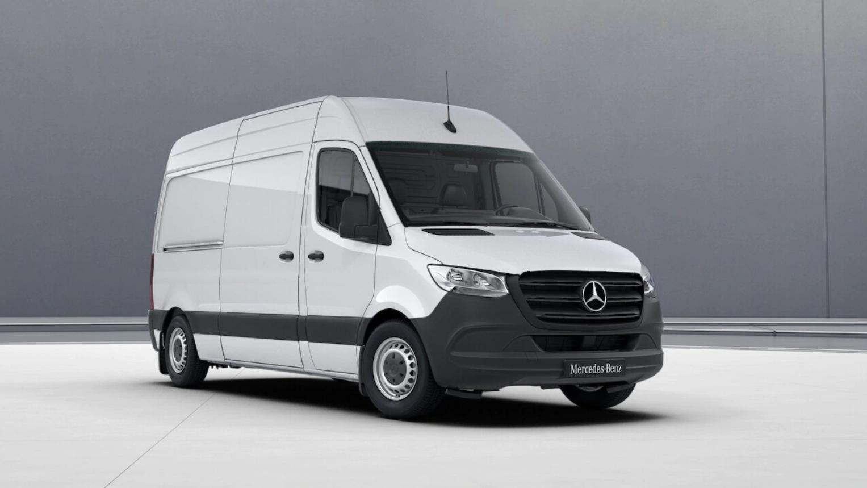 Mercedes Sprinter - новая лимитированная серия
