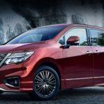 Nissan Elgrand после плановой модернизации стал богаче