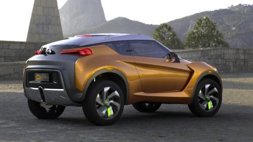 Nissan - необычные модели