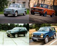 Рейтинг странных машин и российские авто в нем