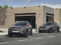 Renault Dacia Spring - доступный городской электрокар
