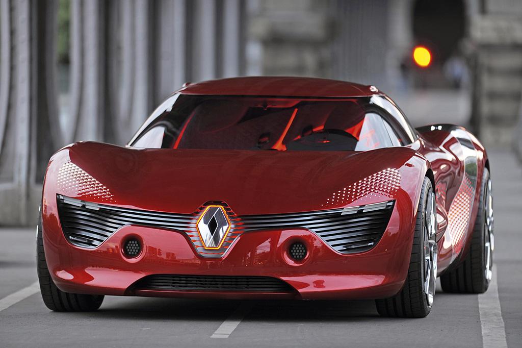 Renault - необычные модели