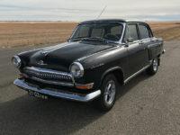 Старая «Волга» с двигателем V6 от «Тойоты»
