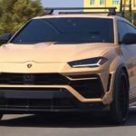 Тюнеры помогли Lamborghini Urus не затеряться в Лос-Анджелесе
