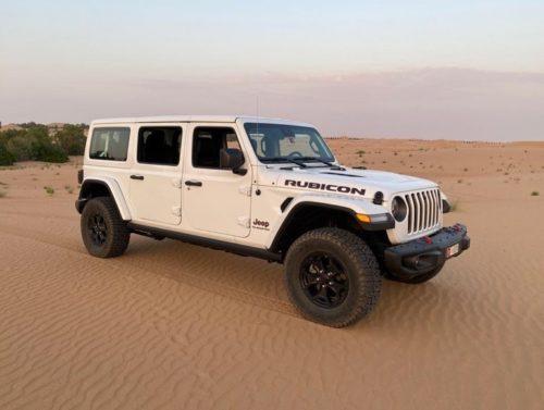 Тюнинг гибрида Jeep Wrangler с Gladiator