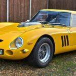 Уникальный Ferrari 250 GTO – на тюнинг ушло 15 лет