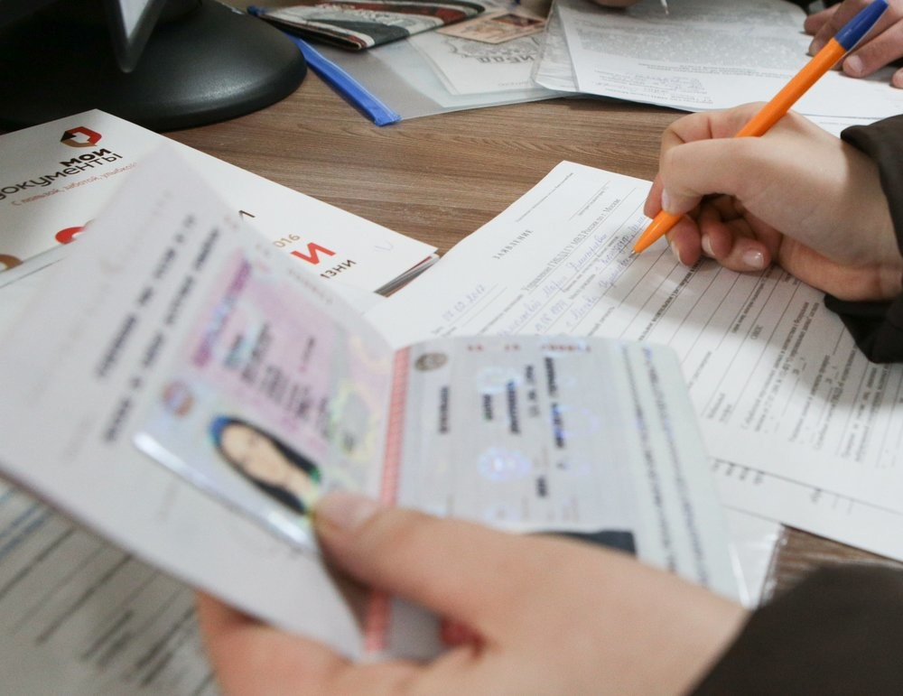 Водительские права как документ для подтверждения личности