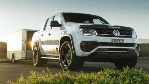 Volkswagen Amarok после австралийского тюнинга