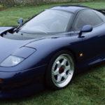 Самые крутые суперкары 90-х