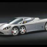 Удивительные 6-колесные автомобили