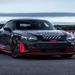 Audi RS e-tron GT 2021 с мощностью 684 л.с.