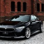 BMW M8 Gran Coupe обзавелось боди-китом