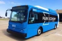 BYD захватывает мир коммерческого транспорта на батарейках