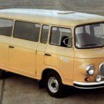 Barkas B1000 – коммерческий автомобиль