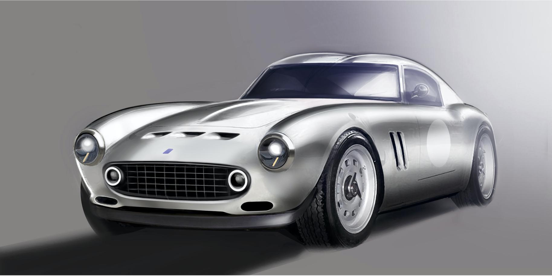 Возрождение культового Ferrari 250