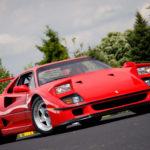 Ferrari F40 – обогнать Porsche и умереть