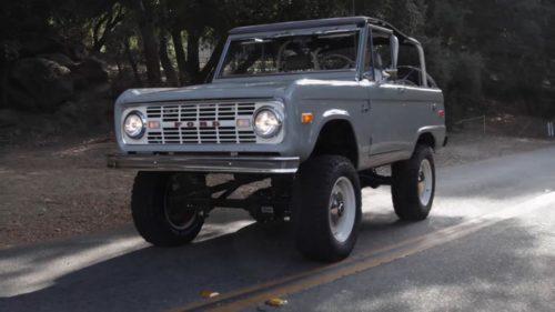 Ford Bronco - удачный тюнинг