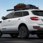 Ford Everest оброс опциями для экспедиций