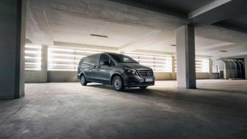 Фургон Mercedes-Benz Metris