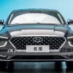 Hyundai Mistra получила новый стиль