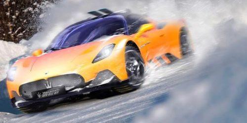Идея Maserati для Safari MC20