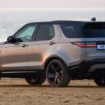 Land Rover Discovery после модернизации