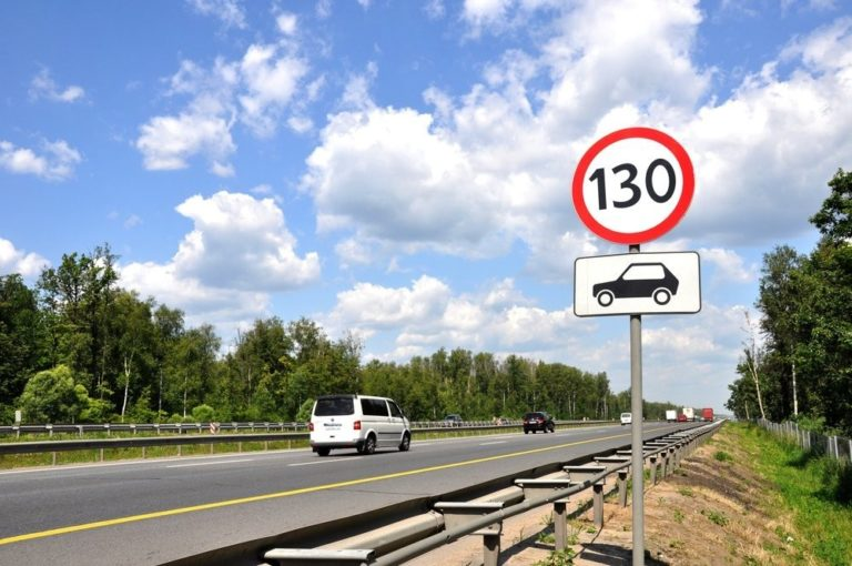 МВД против снижения нештрафуемого порога скорости