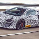 McLaren Artura – новый гибридный суперкар
