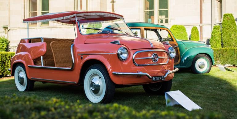 Музей крошечных автомобилей