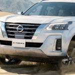 Nissan Х-Terra – внедорожник с семью посадочными местами