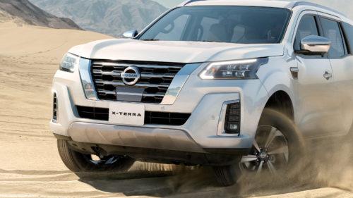 Nissan Х-Terra