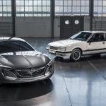 Opel Monza – новый электрокроссовер
