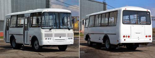 Рейтинг популярных в России автобусов