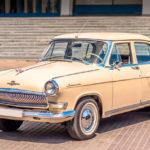 Рейтинг советских коллекционных автомобилей