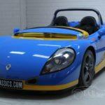 Renault Sport Spider 1997 года – гоночный автомобиль для дорог