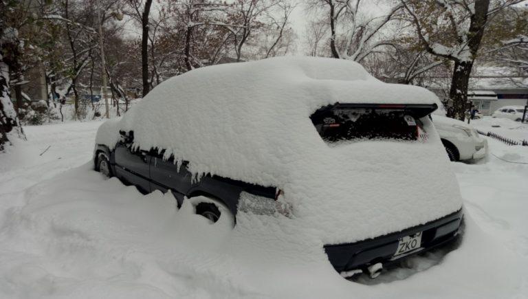 Советы автомобилистам для подготовки автомобиля к зиме