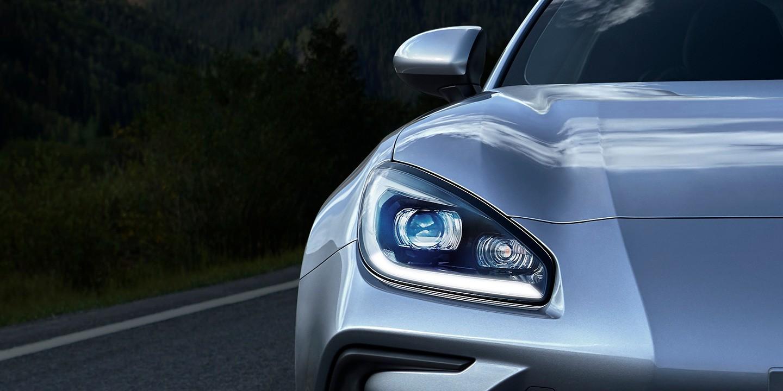 Subaru BRZ - новый спорткар