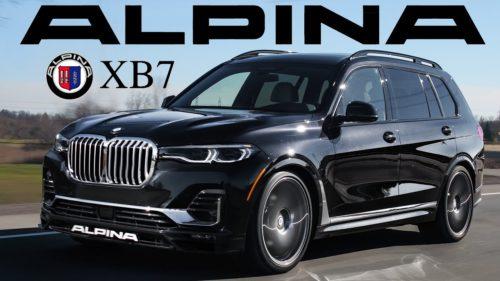Внедорожник BMW Alpina XB7