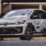 Субкомпактный Volkswagen Up! GTI прошёл тюнинг
