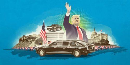 Все автомобили президентов