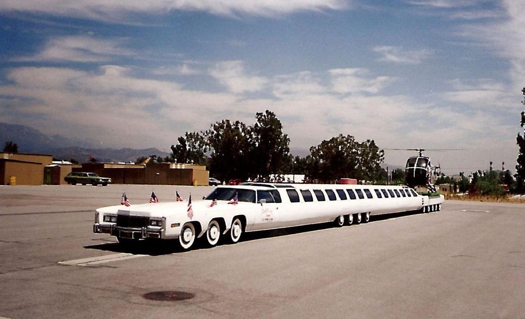 American Dream - самый длинный лимузин в мире